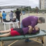 Fisioterapia esportiva e quiropraxia
