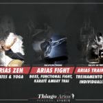 Studio Thiago Arias lança novos pacotes de treinamento com objetivos específicos