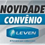 Thiago Arias Personal Studio sela parceria com a Leven Farmácia de Manipulação