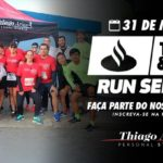 Pelotão Thiago Arias para Santander Track&Field Run Series está com inscrição abertas